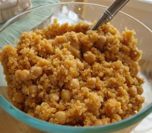 Another Quinoa Side Dish