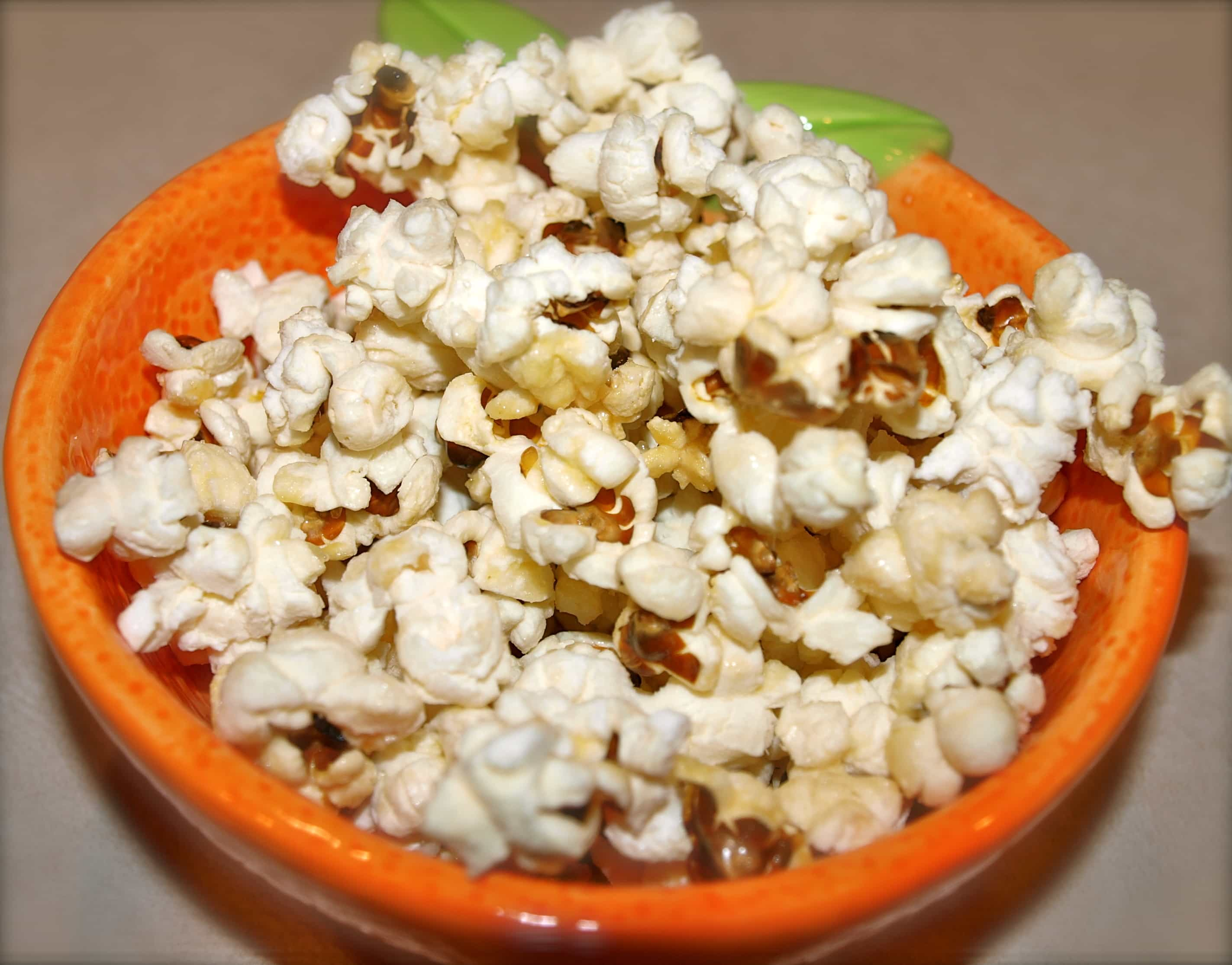 Sweet and Salty Movie Night Popcorn