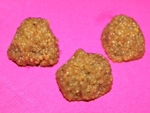 Toddler Eats:  Gluten-Free Quinoa Peanut Butter Balls
