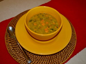 Split Pea Soup (is Really Good)