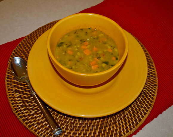 Split Pea Soup (is Really Good)