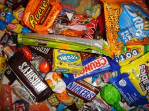 The Halloween Candy Dilemma