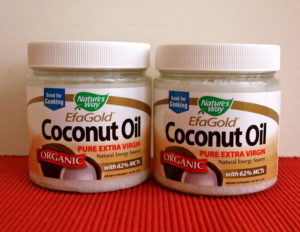 Holiday GIVEAWAY:  Organic Coconut Oil