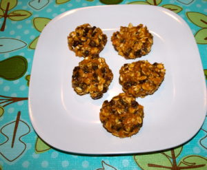 Toddler Eats:  No Bake Nutty Cups