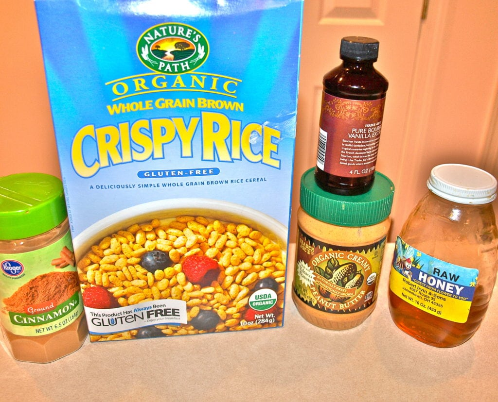 Brown Butter & Bourbon Rice Krispies Treats Salt & Smoke