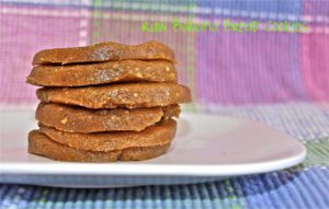 Raw Banana Bread Cookies