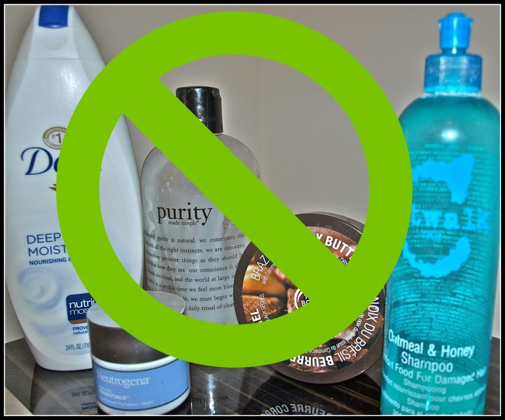Baby Steps To Reducing Toxins  When Natural Products Aren U0026 39 T Safe