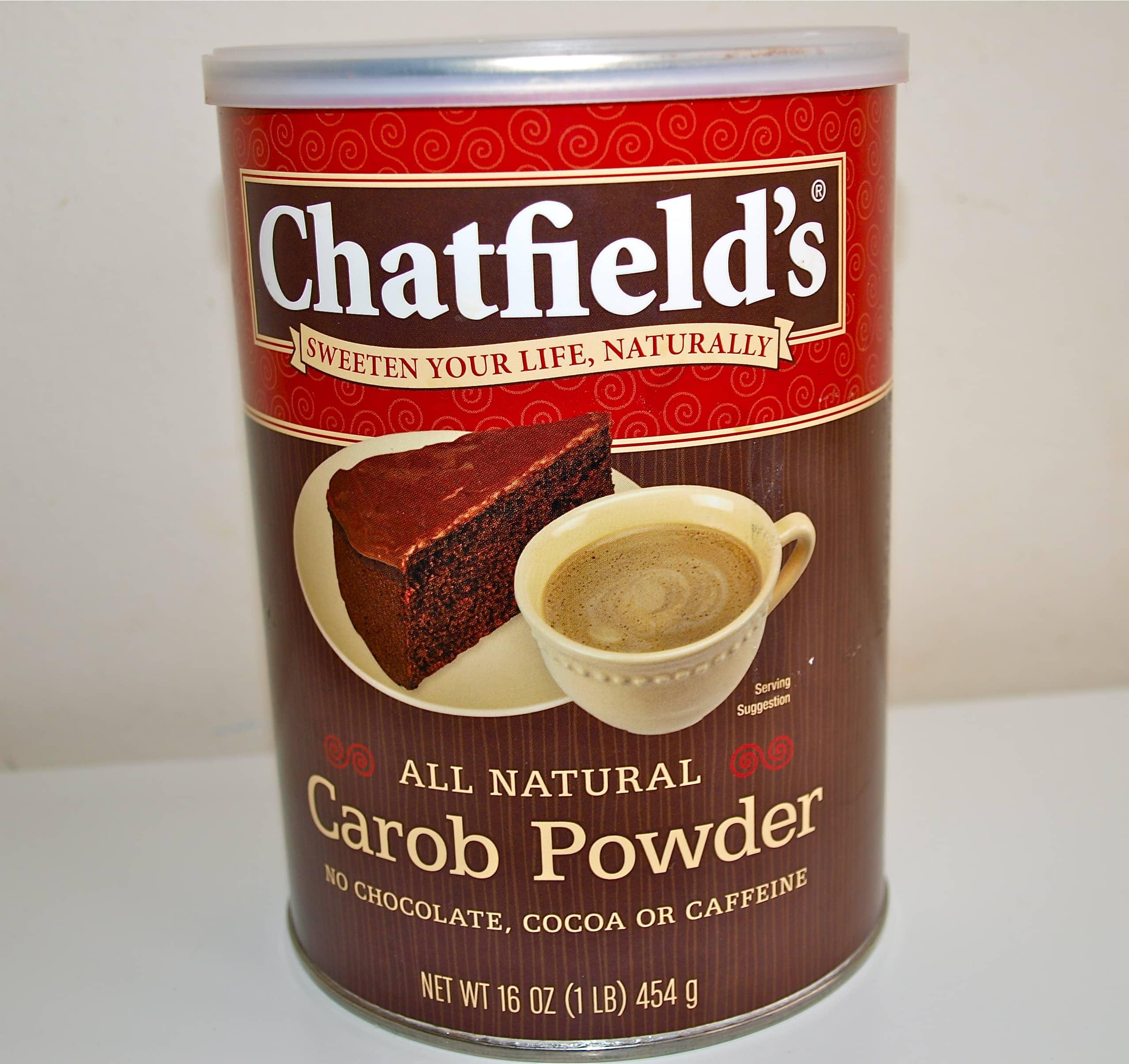 How to make carob powder