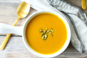 Pantry Pumpkin Bisque