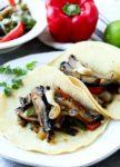 Portobello Fajitas Recipe