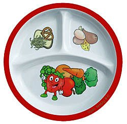 How Do You Fill Your Child's Plate?  {Product Review & Giveaway}