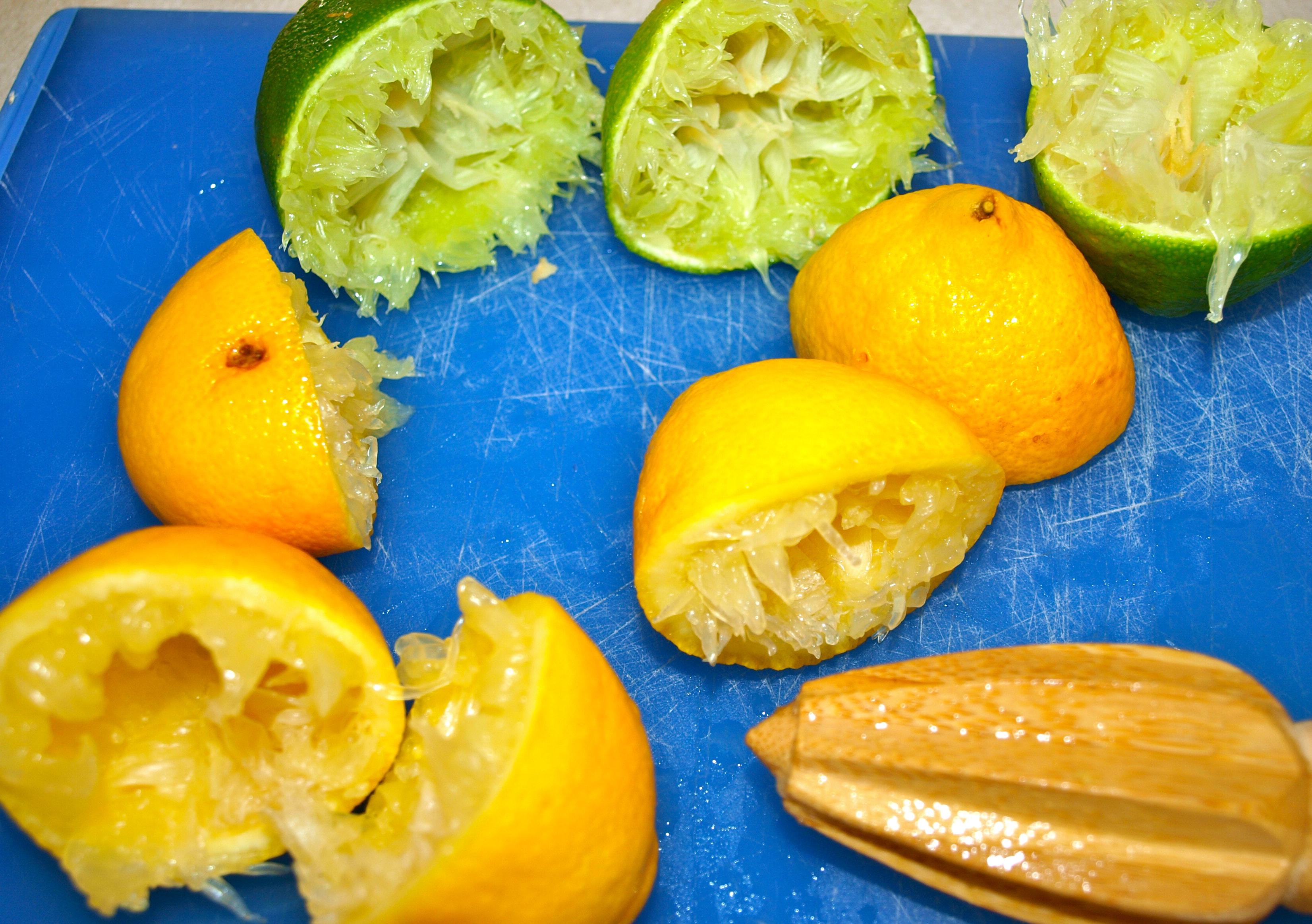 Lemon-Lime Hummus
