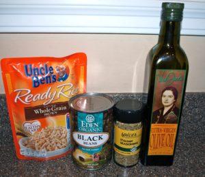 5 Minute Pantry Dinner