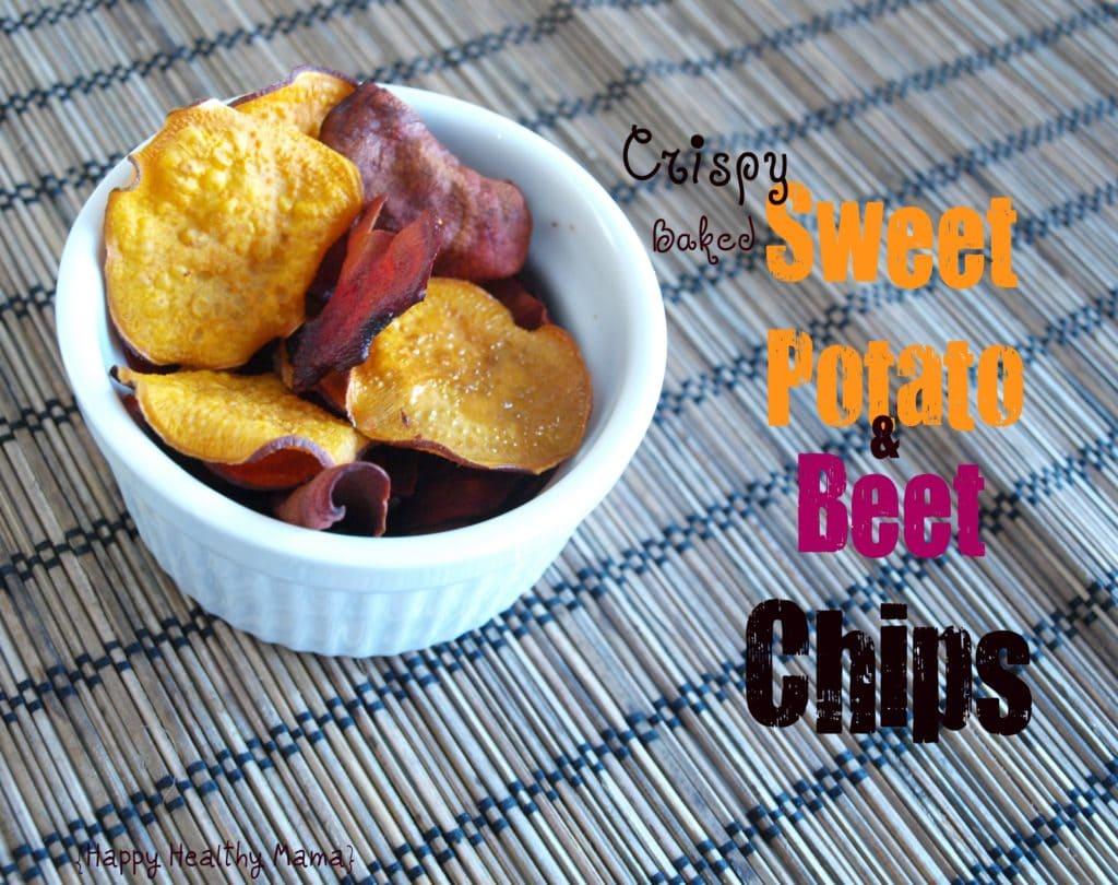 how to make crispy baked sweet potato