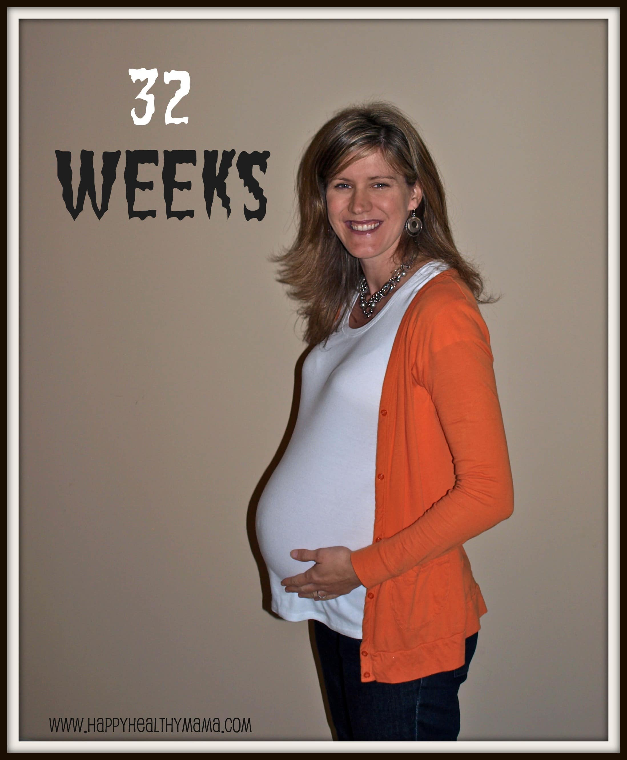 32 Weeks Pregnant  Your Pregnancy WeekbyWeek  Bounty