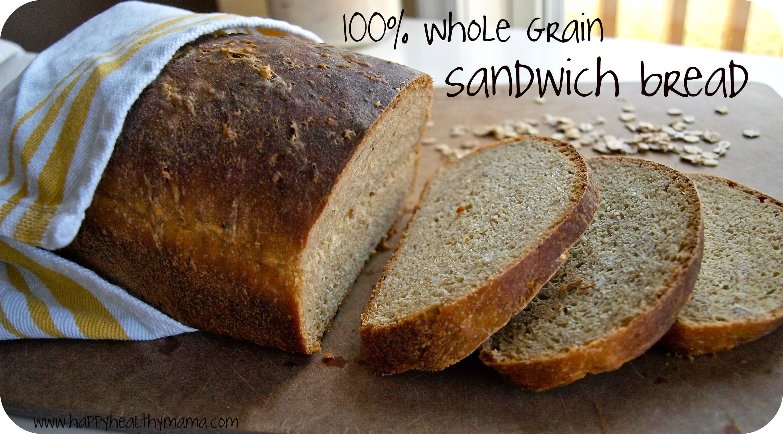 New Year S Resolution Master Homemade Sandwich Bread Happy