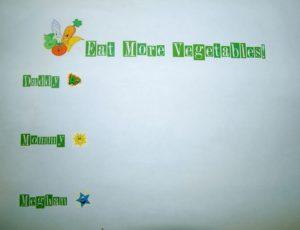 Operation Eat More Vegetables:  Sunny Orange Broccoli