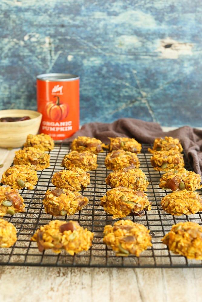 Pumpkin Breakfast Cookies recipe gluten free