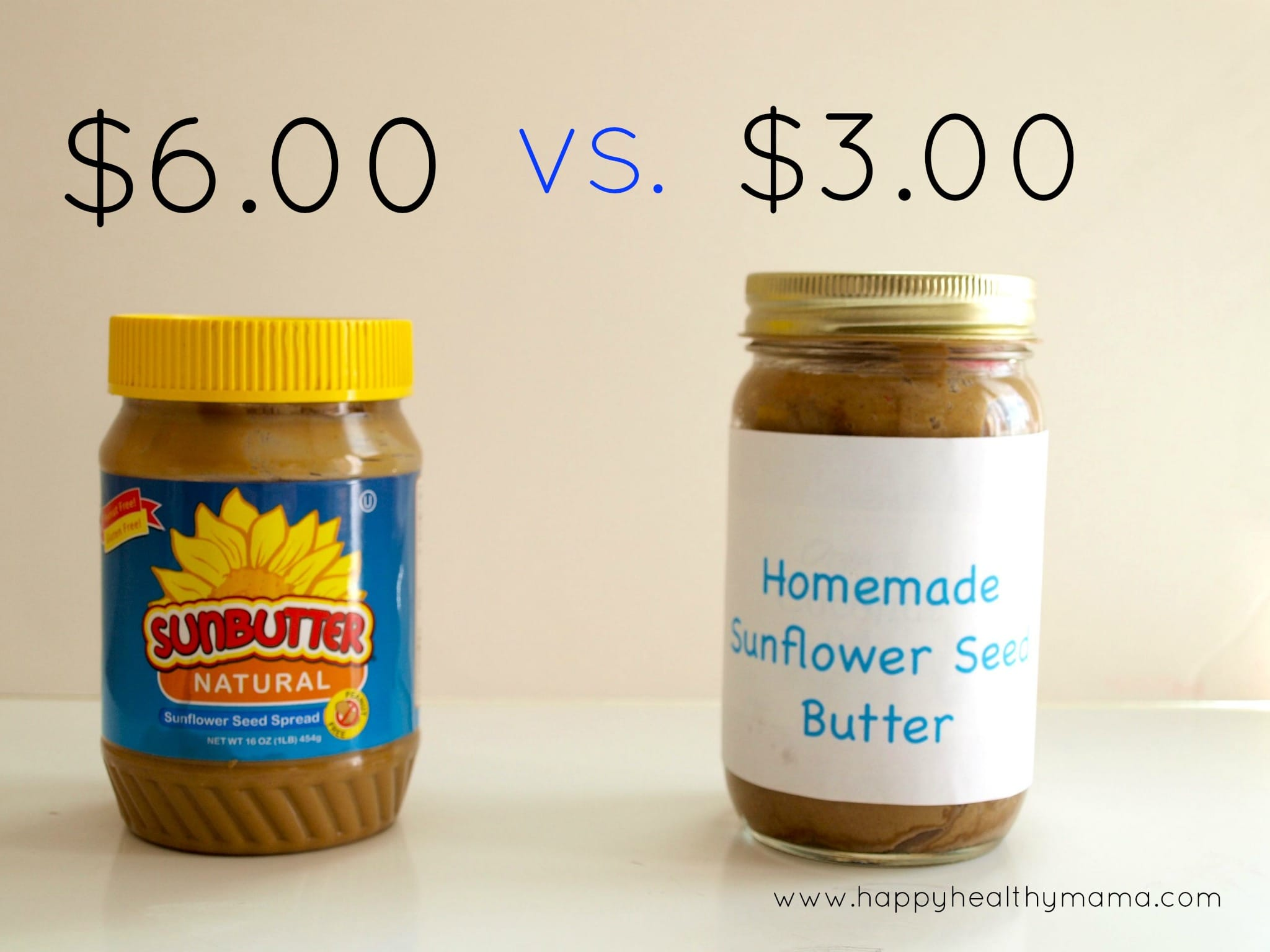 Is sunflower seed butter healthy