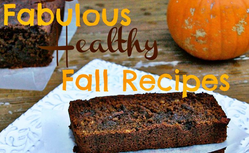 35 Fabulous Healthy Fall Recipes