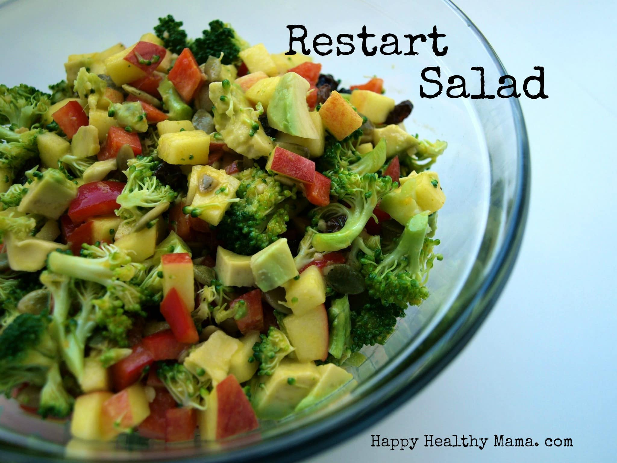 Restart salad