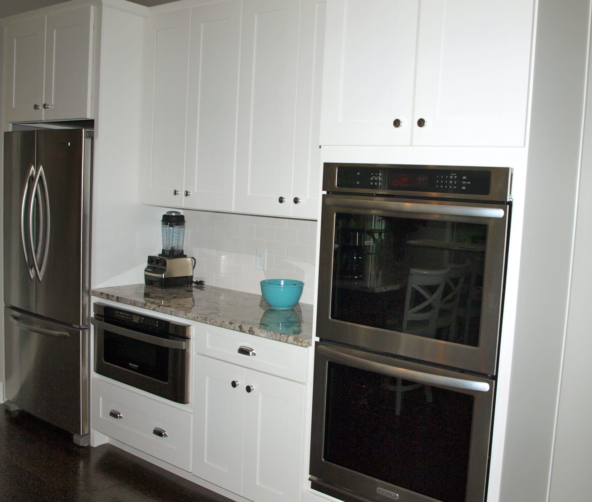 My new house kitchen tour