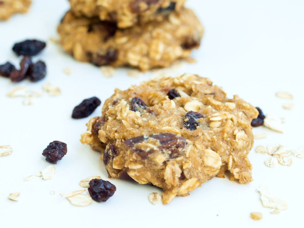Applesauce Breakfast Cookies Recipe