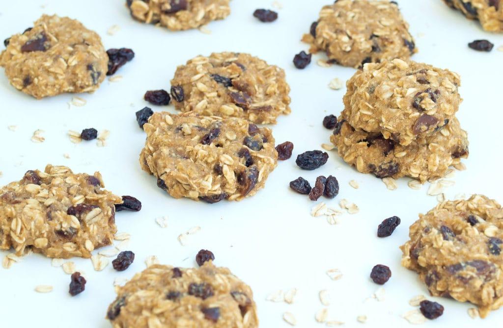 Applesauce Breakfast Cookies Recipe