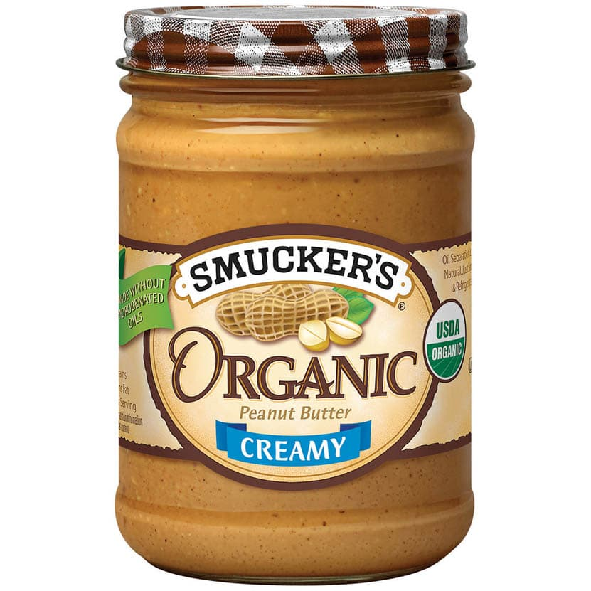 Best Organic Natural Peanut Butter
