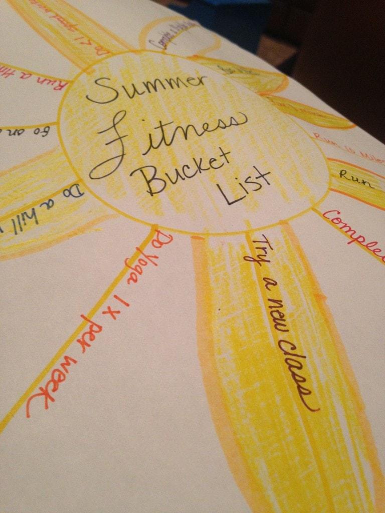 summerfitnessbucketlist
