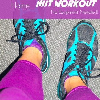 A 15-Minute HIIT Workout for Thanksgiving Morning