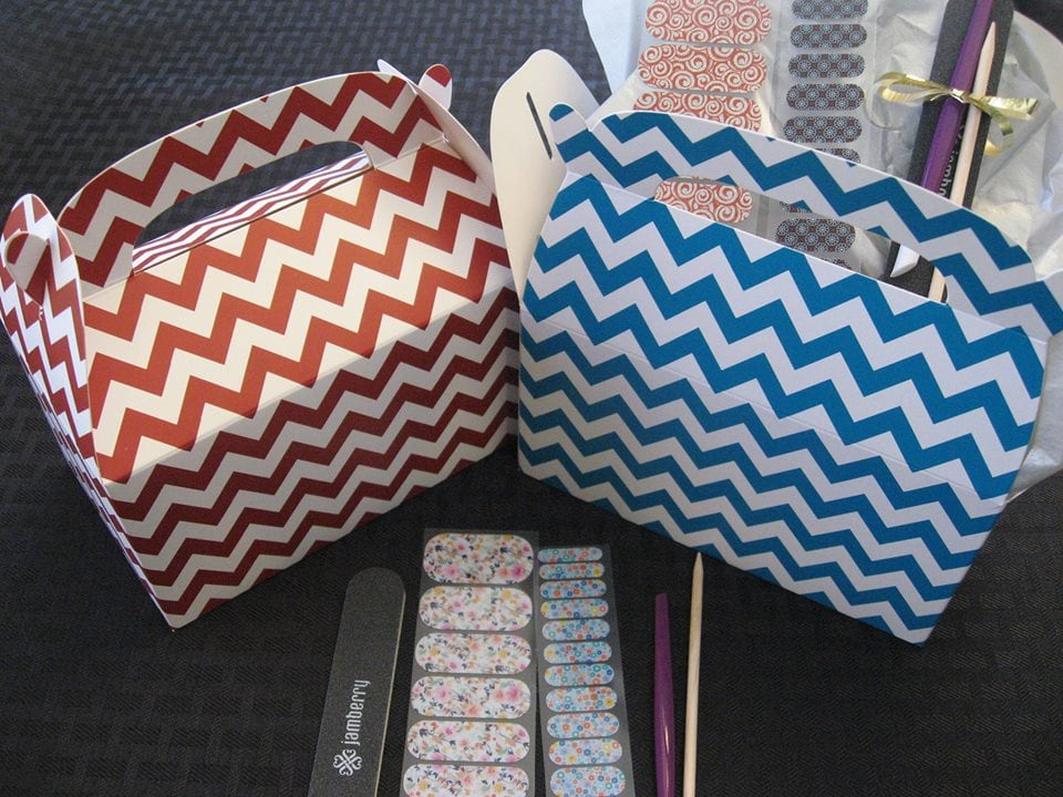 Jamberry review and giveway