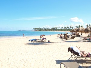 Punta Cana vacation. Breathless resort in Punta Cana, Dominican Republic