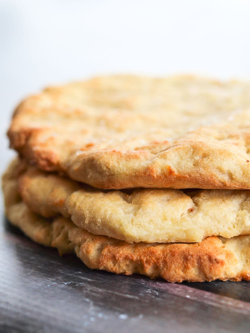 You are just 25 minutes away from the BEST and EASIEST gluten-free flatbread of