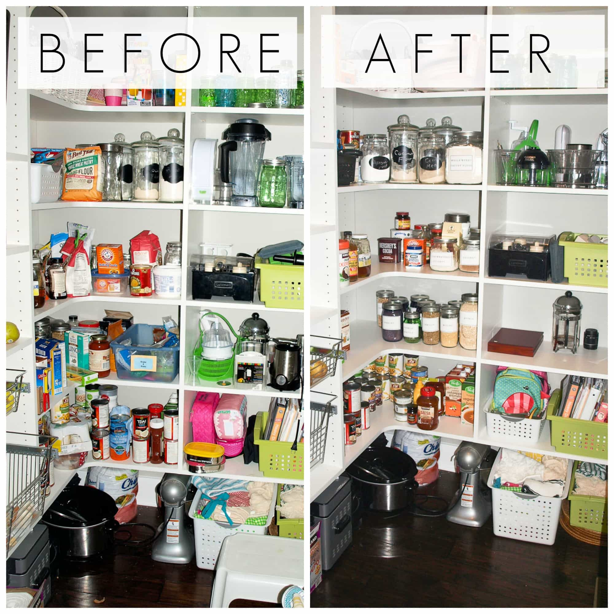 Spring Cleaning Challenge Organize Your Pantry