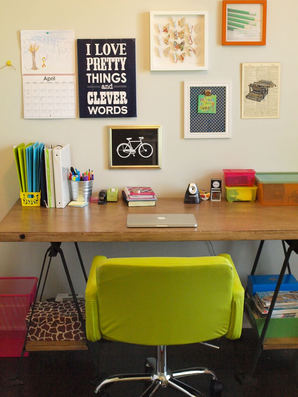 spring cleaning challenge an organized workspace happy healthy mama
