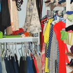 Spring Cleaning Challenge: The Clothes Closet . How to decide what to keep and what to toss! Get your clothes under control once and for all.