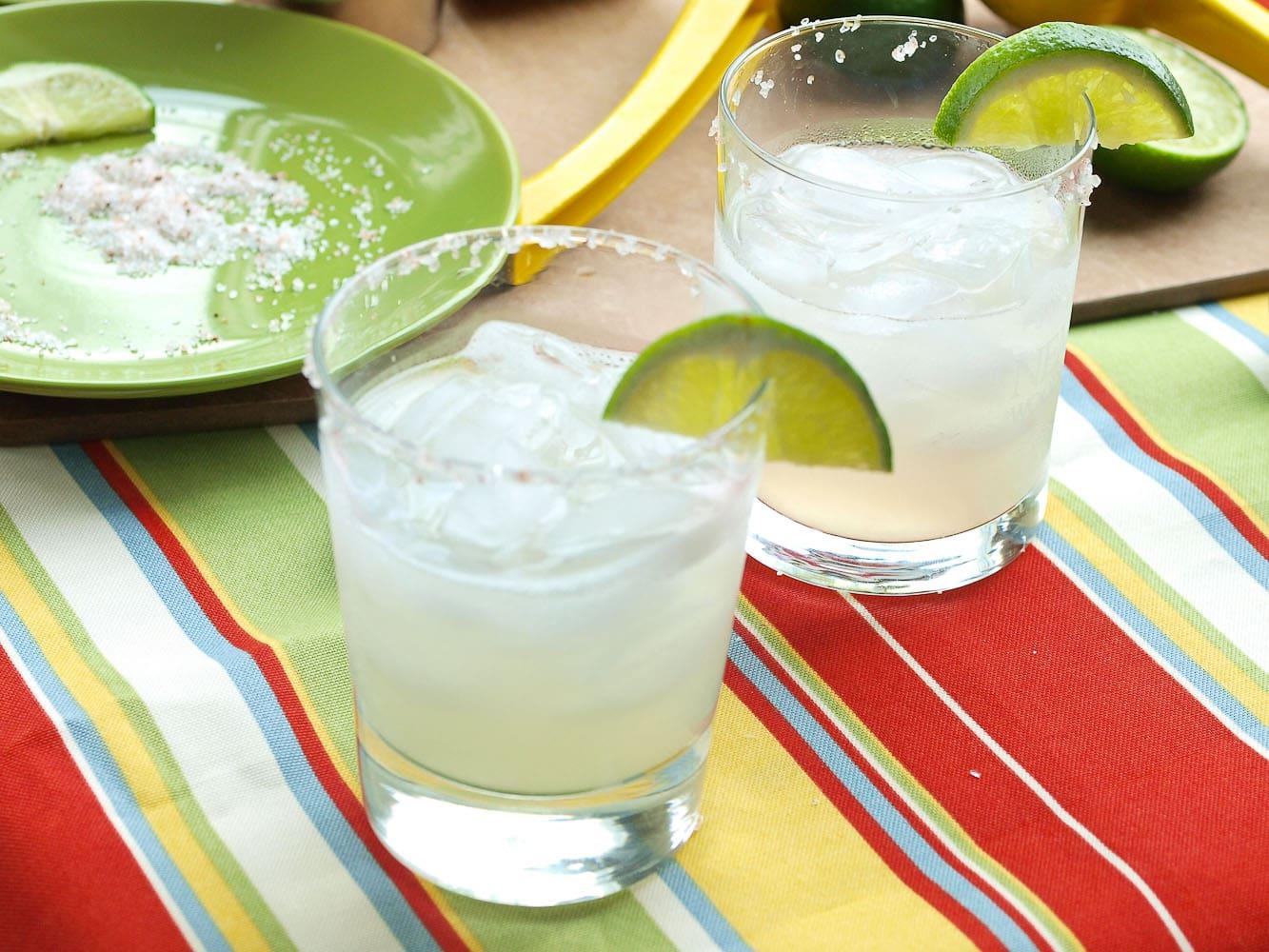 The Healthiest (and Tastiest) Margarita Ever