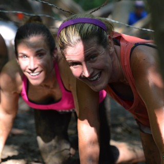 When You Almost Break and Then Dig Deeper:  BattleFrog 8K Obstacle Race Recap