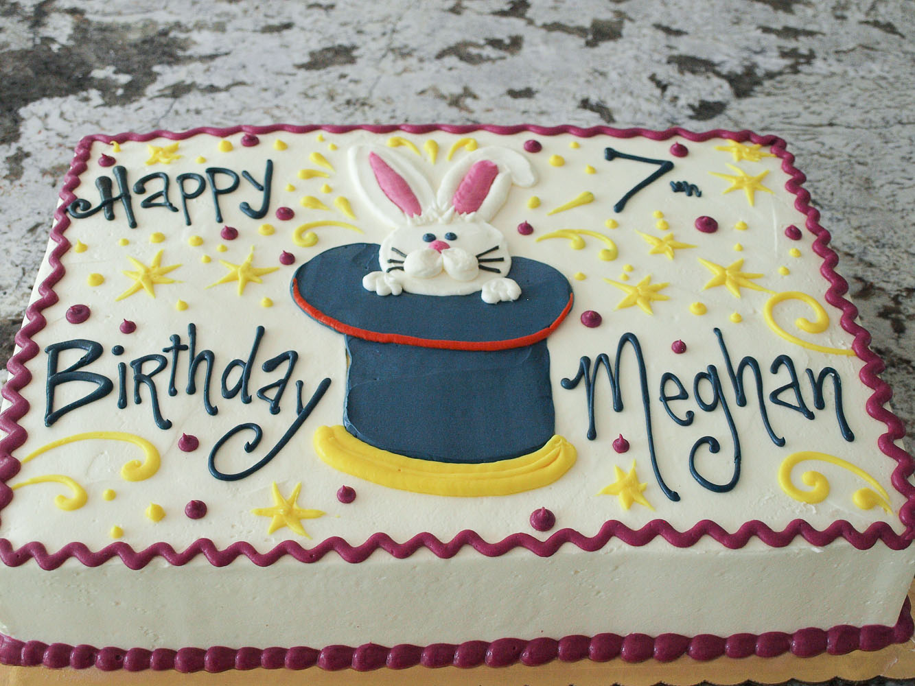 Happy 7th Birthday Meghan Happy Healthy Mama
