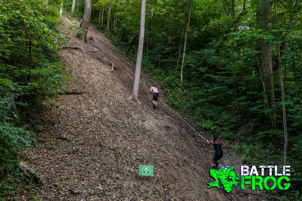 BattleFrog 8K Obstacle Course Race Recap