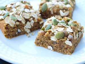 Immunity-Boosting Breakfast Bars