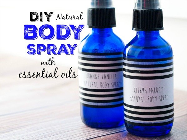 Diy body spray with essential oils happy healthy mama diy body spray with essential oils solutioingenieria Image collections