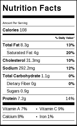 Skinny-buffalo-chicken-nutrition