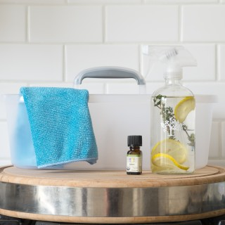 Toxin Free Cleaning Made Easy