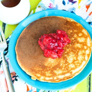 Healthy Pancakes (High Protein)