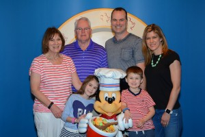 Can you Eat Healthy at Disney World?