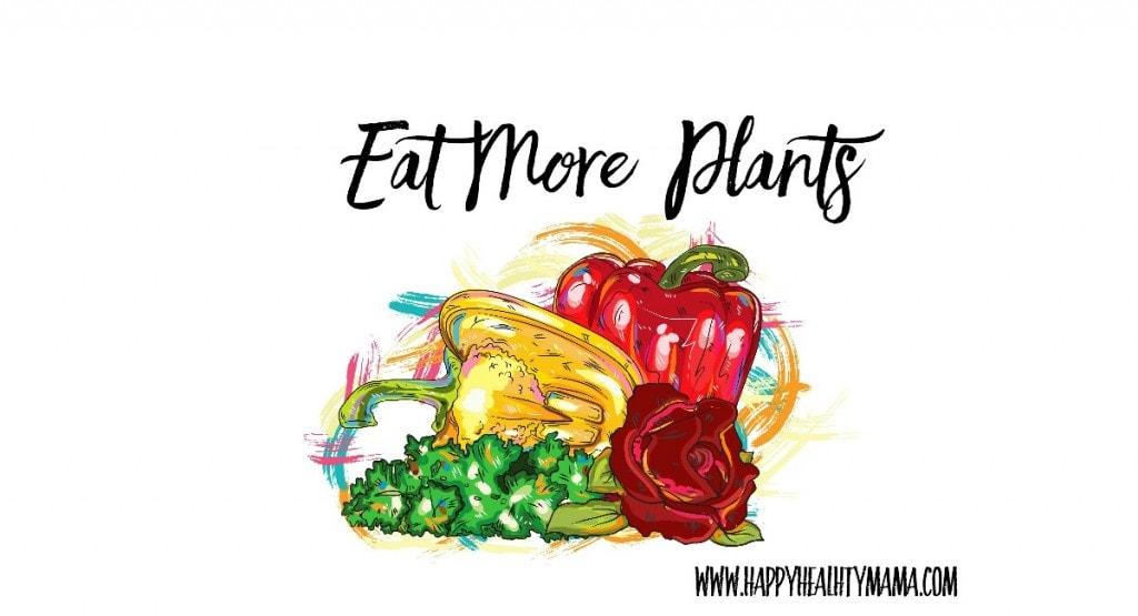 Eat More Plants Challenge