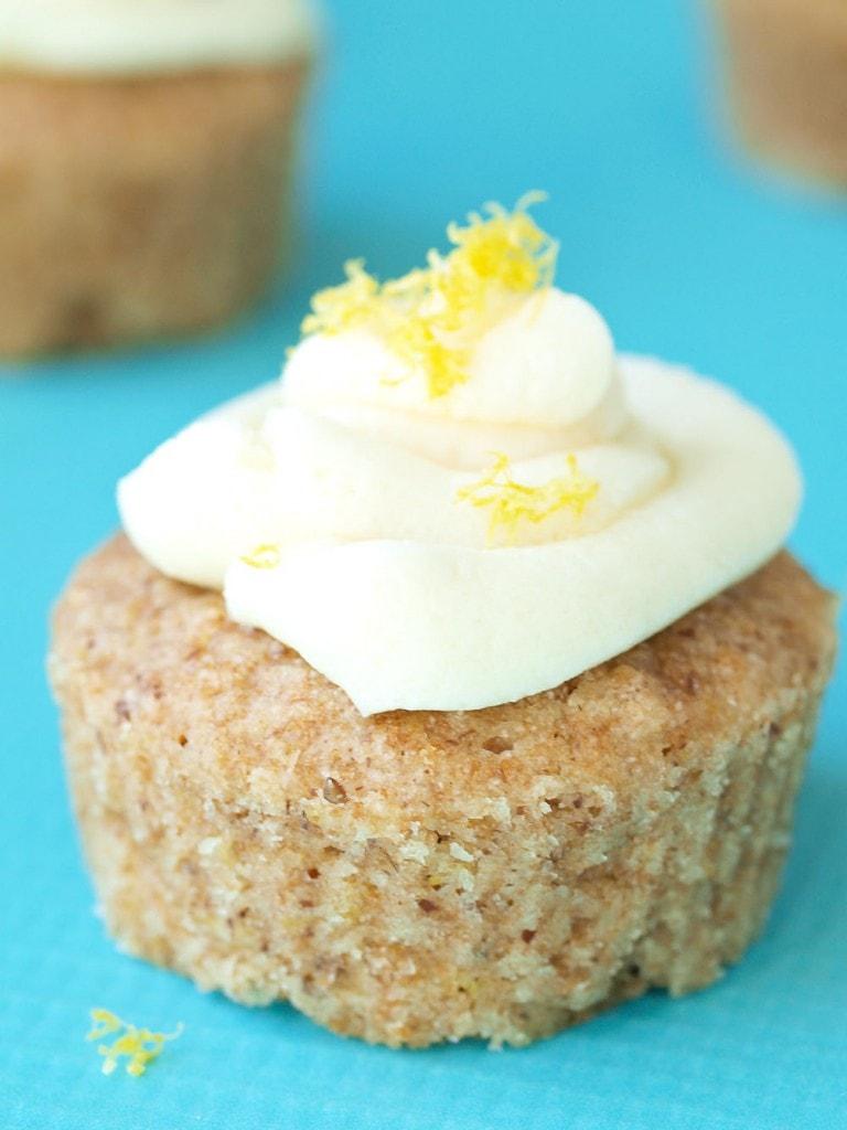 Vegan-Lemon-Cupcakes