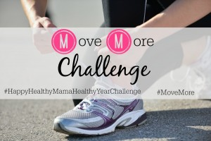 Move More Challenge Update: Week 2